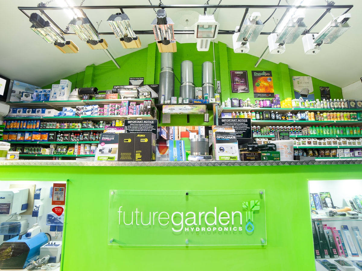 Future Garden Chelmsford CX Horticulture UK Enhanced Retailer