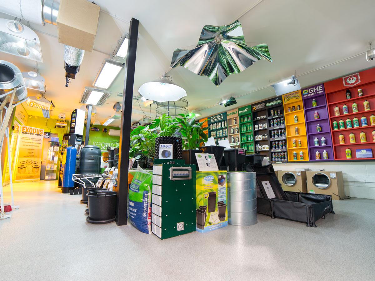 Future Garden Chigwell CX Horticulture UK Enhanced Retailer