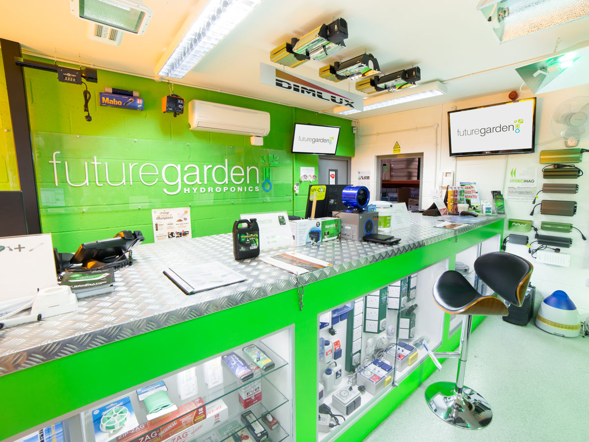 Future Garden Chigwell CX Horticulture UK Enhanced Retailer