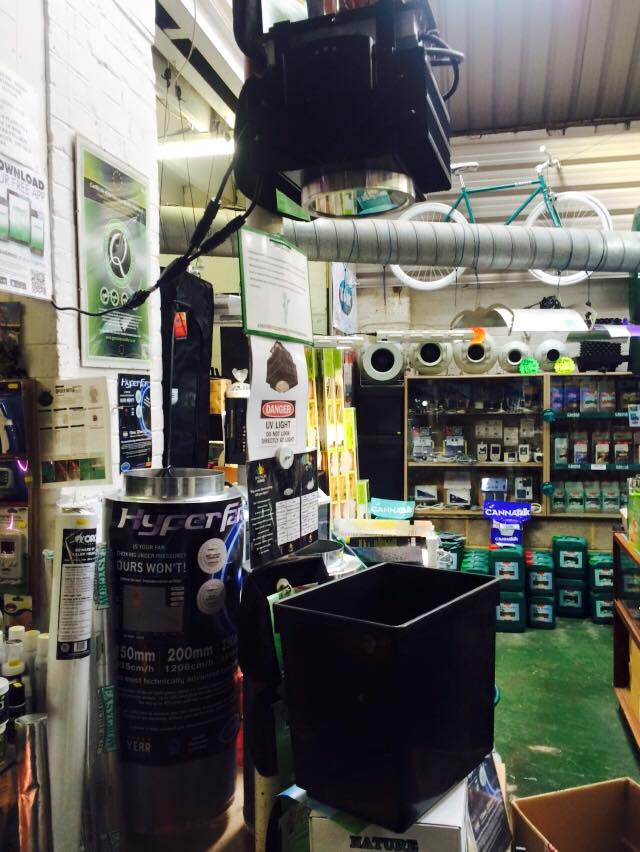 Addloes Hydroponics Bournemouth CX Horticulture UK Enhanced Retailer
