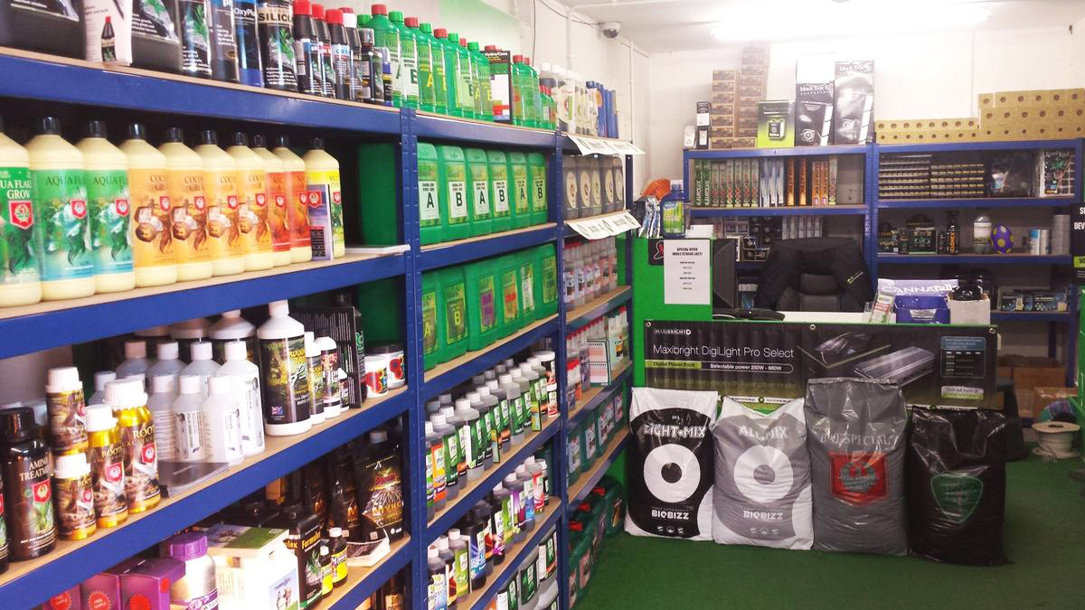 Groworks Hydroponics Northfleet CX Horticulture UK Enhanced Retailer