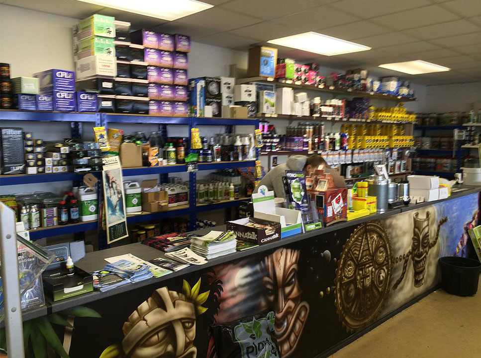 South Wales Hydroponics Caerphilly CX Horticulture UK Enhanced Retailer